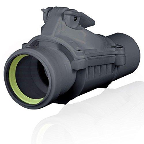 Rückstauverschluss Rückstauklappe DN 50 mm weiß grau Rückstauventil KG HT Rohr 2. Ø 50A grau