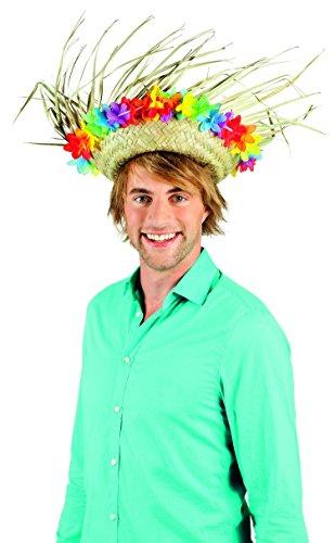 Carnaval chapeau de paille chapeau de chapeau de fête Sammy Hawaï