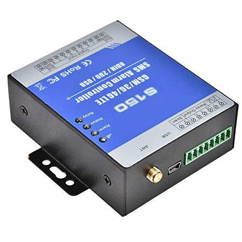Alarma de seguridad GSM, alarma inalámbrica independiente, sistemática(European standard (10-240V))