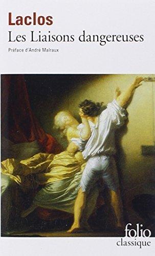 Les Liaisons Dangereuses (Folio (Gallimard)) by Choderlos de Laclos (1973-05-01)