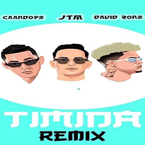 JTM, David Rone & CaanDope