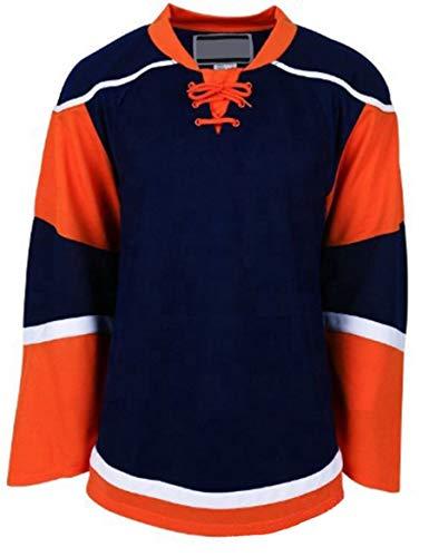 Shjfl NHL- Eishockey Trikots Tmungsaktiv Ultraleichte Langarm Sportbekleidung Eishockey-Spieltrikots für Herren