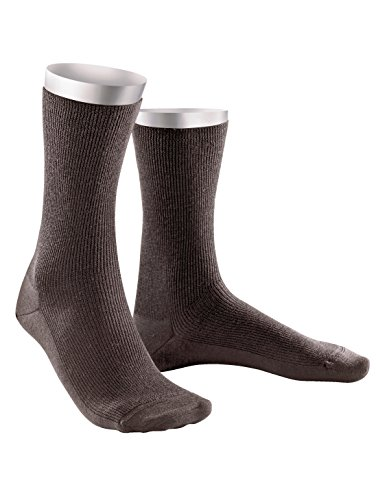 Weissbach Socken »Elite extra« Made in Germany braun