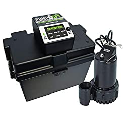 PumpSpy PS2000 WiFi Battery Backup Sump Pump