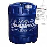 MANNOL Hydro ISO 46 Mineralöl Hydrauliköl, 10 Liter