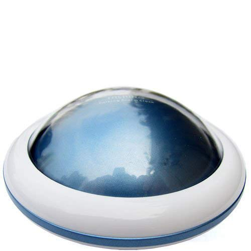 Zonman Loud Talking UFO Novelty Alarm Clock LED Digital Temperature Time Reading Version for Elder and Heavy Sleeper