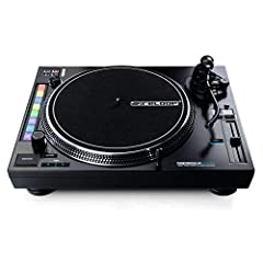 The most advanced DJ turntable ever made, developed In close collaboration with renowned international turntable musicians Designed for Serato dj Pro: control 7 new color-coded performance modes Platter play mode: performance pads can be used to cont...