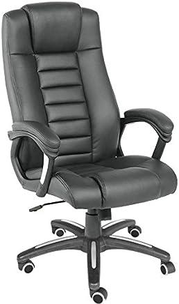 tectake silla de escritorio de oficina