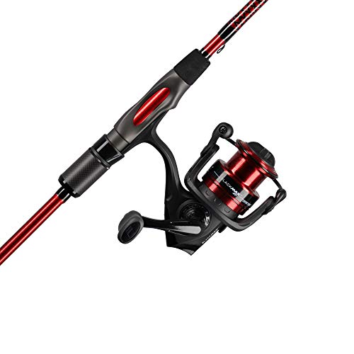 Carbon Reel Rod Combo