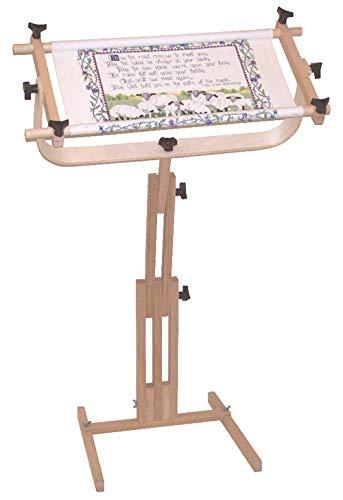 Stitchers Wonder Floor Stand Scroll Frame