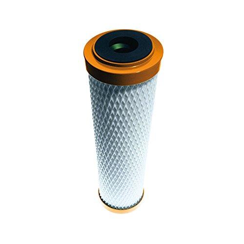 Carbonit IFP Puro Ersatzfilter, ideal bei niedrigem Wasserdruck, sehr gute Filterwirkung, geeignet für Sanuno, Vario und Sanquell Filtergeräte, 6 Monate nutzbar