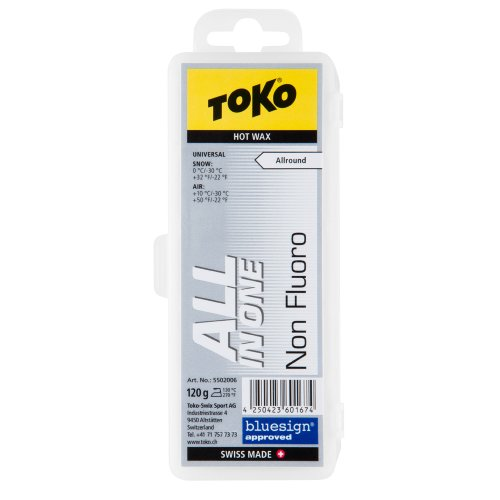 Toko All-in-one Hot Wax, Grau, One Size