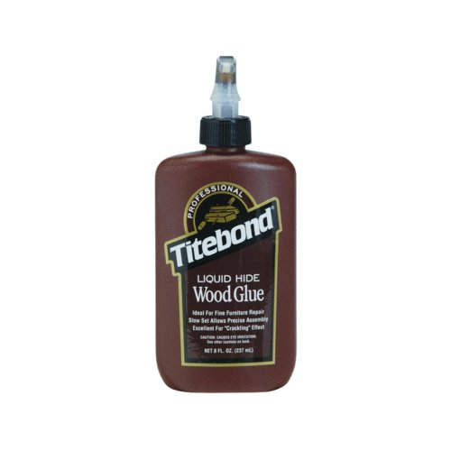 Franklin International 5013 Titebond Liquid Hide Glue, 8-Ounce, 2 Pack