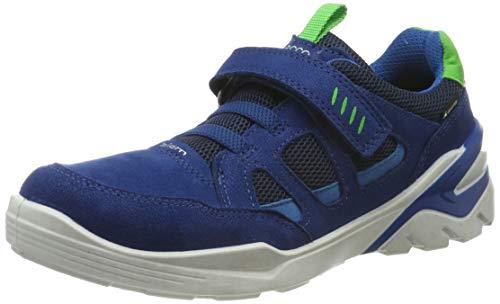 ECCO Jungen Biom VOJAGE Sneaker, Blau (Poseidon 1269), 39 EU