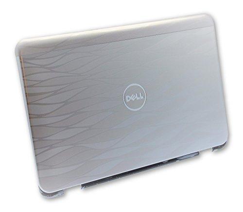 Dell Inspiron 15R N5010 M5010 - Tapa de aluminio para Dell Inspiron 15R N5010 M5010 (LCD), color plateado