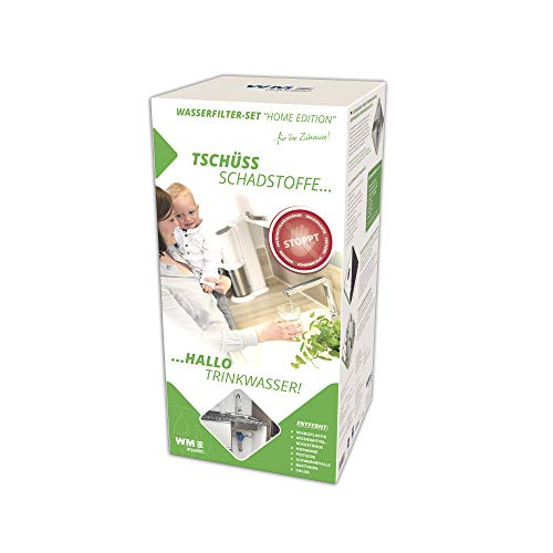 WM aquatec Wasserfilter-Set Home Edition