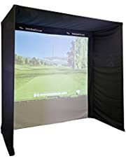 EasySim Kit-Form Golf Simulador Recinto 2.5 x 2.5 x 1.3 (Sin Polos)