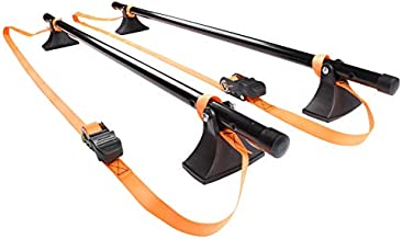 Seah Hardware Universal Roof Rack Cross-Bars 2 PC. 48 Inches