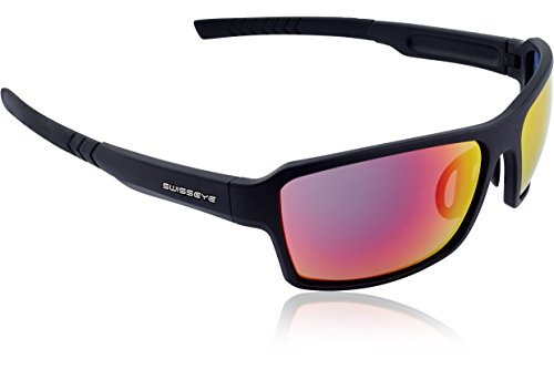 Swiss Eye Sportbrille Freestyle, Black Matt