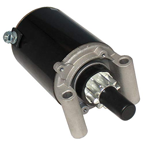 Caltric Starter Compatible With Kohler 2509807, 2509807-S, 2509805, 2509806, 1209810
