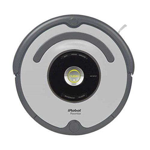 iRobot Roomba 655 Robot Vacuum - Gray (Renewed)