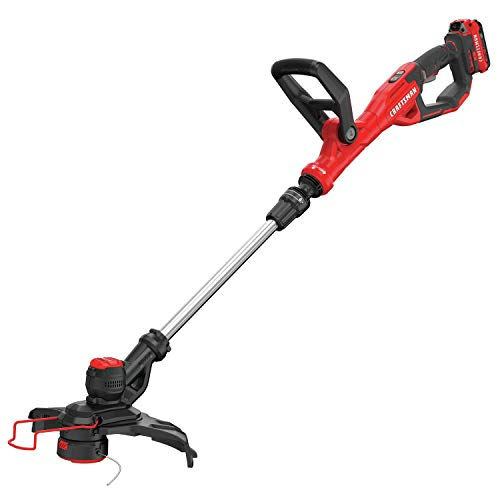 Find Bargain CRAFTSMAN V20 WEEDWACKER String Trimmer & Edger (CMCST900D1) (Renewed)