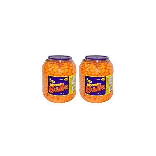 Utz Cheese Ball Barrels - 35 oz. - 2 pk. by MegaDeal