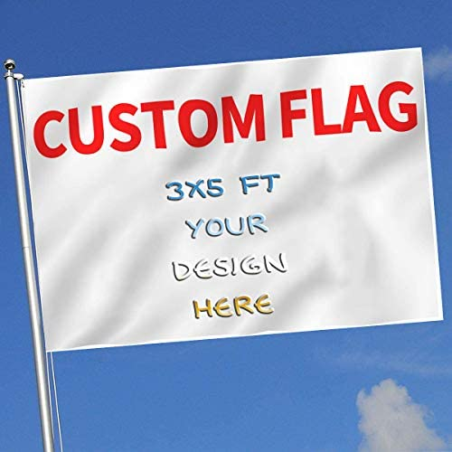 Shop Three Custom Trump 2020 Garden Flag 3x5 Feet Home Decoration DIY Personalized Outdoor Signs product image