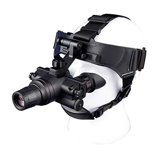 MCJL Night Vision Sight Monocular HD 2 Generation Night Vision Lighting for Helmmonoculars