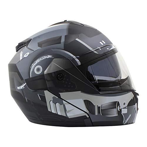 Casco De Moto 62cm marca Roda