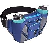 RaidLight - Cinturón unisex Activ Dual 600, color azul oscuro, gris, talla única