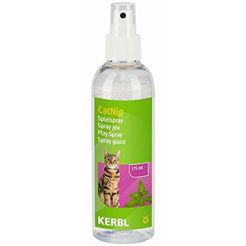 Kerbl Spielspray Catnip für Katzen, 175ml
