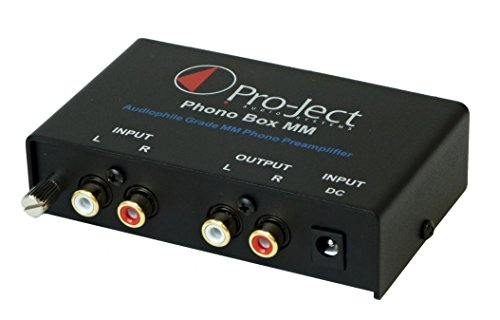 Find Bargain Pro-Ject Phono Box MM DC Phonograph Preamplifier,Black