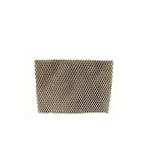 LifeSupplyUSA 4 Humidifier Filter Water Panel Pads Compatible with Aprilaire Humidifier Furnace Models 400, 400A, and 400M, Compare to Aprilaire Part # 45