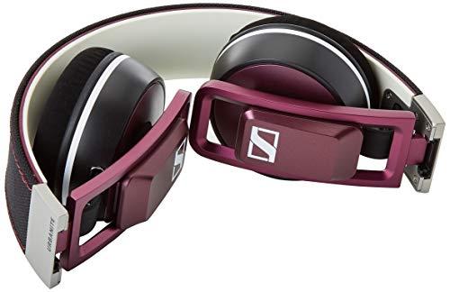 Sennheiser Urbanite On-Ear Kopfhörer (für iPhone/iPad/iPod), plum