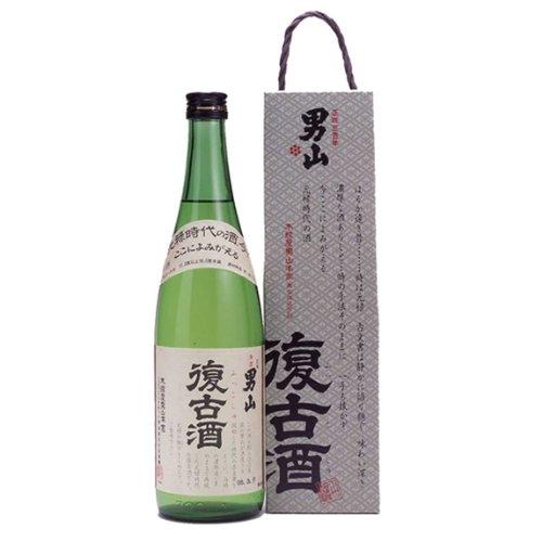 男山 復古酒 [ 日本酒 北海道 720ml ]