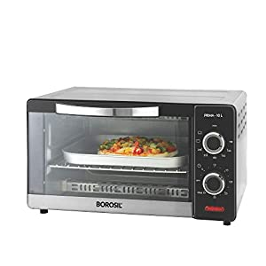 Borosil Prima 10 L OTG with 3 Cooking Modes