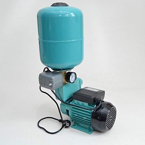 Cirkelpomp tuinpomp huiswaterpomp 750 watt 2880 l/h 7,8 bar waterpomp Huiswaterpomp 750 watt/8 l