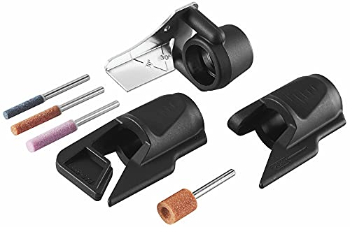 Dremel A679-02 Attachment Kit for Sharpening Outdoor Gardening Tools,As the picture show,Medium