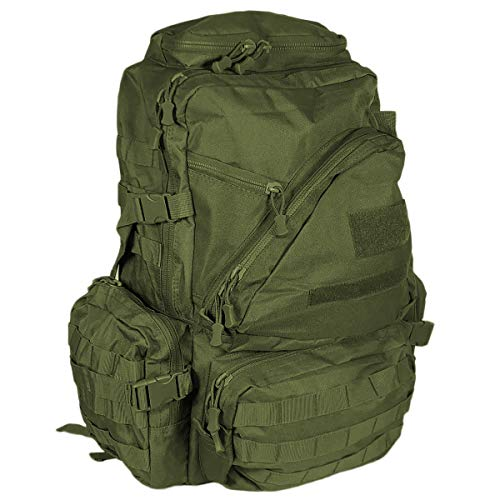 50L Tactical Outdoor Military Molle Rucksack Backpack Camping Hiking...
