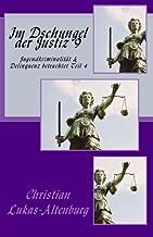 Im Dschungel der Justiz 9: Jugendkriminalität & Delinquenz betrachtet Teil 4 (Volume 9) (German Edition)