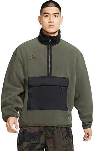 Nike ACG Polartec Fleece 1/2 Zip Anorak Jacket CK6839 325