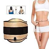 LQRYJDZ Far Infrared Heizung Slimmerbelt Sauna vibrierende Gürtel Massage, Djustable Taille Abdominal Fat Burner, Gürtel MassageSuitable for Weight Loss/Fitness/Massage