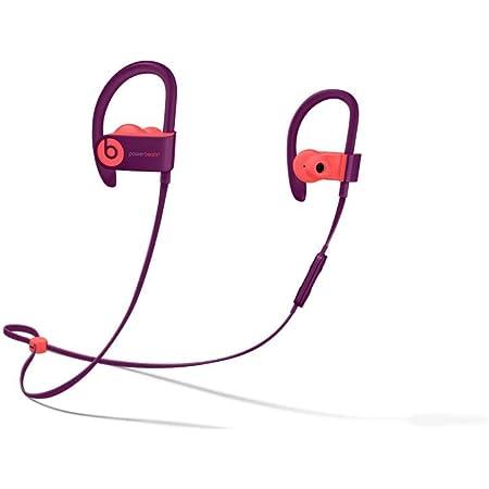 Powerbeats3 Wireless ワイヤレスイヤホン-Apple W1ヘッドフォンチップ、Class 1 Bluetooth、最長12時間の再生時間、耐汗仕様のイヤーバッド- Popマゼンタ