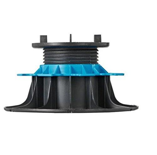 Jouplast HD Plot réglable access 80/140 mm Noir/ Bleu Uni