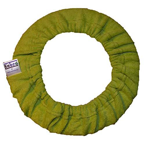 Universal Bio Töpfchenbezug für China -, Asia - und Windelfrei - Töpfchen (Frottee Grün)