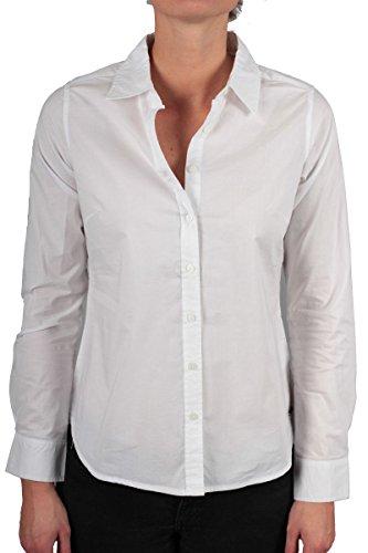 Zabaione Damen Alice Bluse, Weiß(solid White110603), XX-Large (Size:XXL)