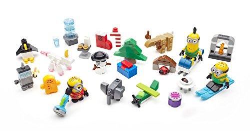 Mega Bloks CPC57 Niño niña Kit de Figura