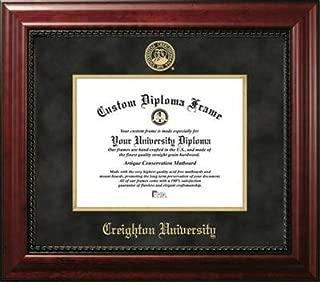 Creighton University Diploma Frame