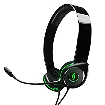 PDP Afterglow AGX.40 Wired Headset - Green - Xbox 360